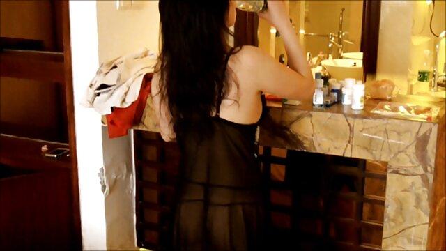 Exclusivo detrás de cámaras peliculas lesvianas en español con JoleeLove durante su webcam