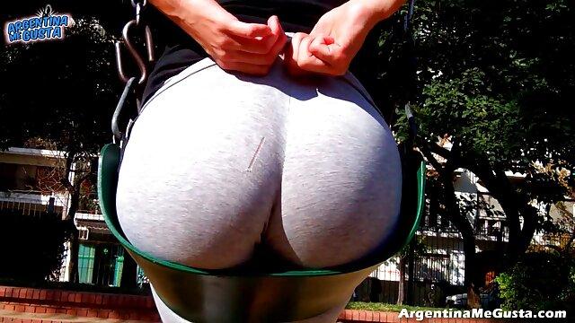 rubia caliente recibiendo sexo anal intenso de videos de lesvianas espanolas su hombre